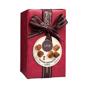 Corne Port-Royal Ballotin Truffles, 480 G (No Alcohol)