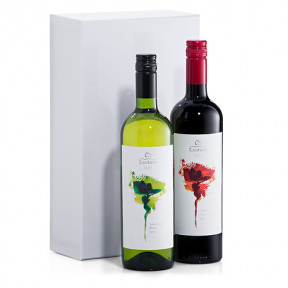 Oxfam Lautaro White & Red Wine Duo