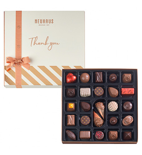 Neuhaus Thank You Discovery Box, 25 Pcs