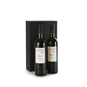 Portuguese Wine Duo Red And White Terras Do Grifo
