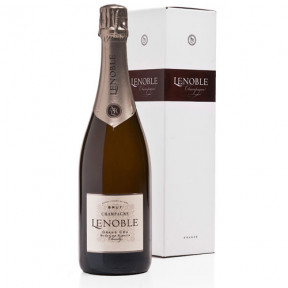 Lenoble Grand Cru Blanc De Blancs, 75 Cl