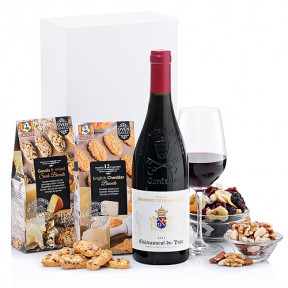 Chateauneuf -du-Pape & Snacks