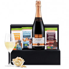 Trias Fair Trade Sparkling Wine Gift Box