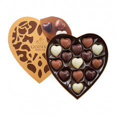 "Godiva CÅ""ur Selection, 14 pcs"