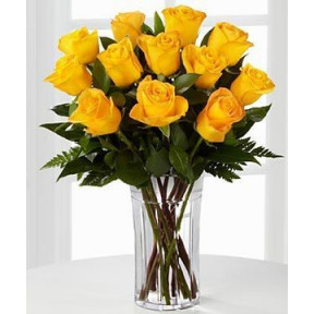 Rose Bouquet Yellow