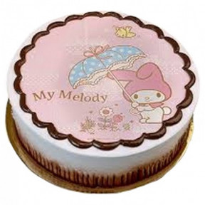 My Melody Fly
