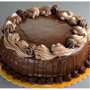 Double Dutch Cake