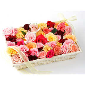 Rose Bath(Basket)