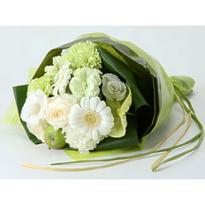 Cruch Bouquet Natural Green (Small)