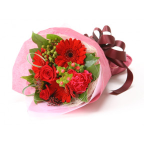 Cruch Bouquet Red (Small)