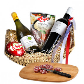 Gourmet Hamper Vive La France