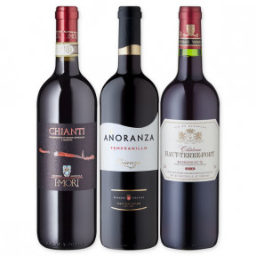 3 Bottle of Wonderful European Wines