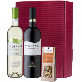 Gourmet Set Spanish Wine