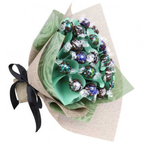 Dark Twenty Mixed Lindt Chocolate Bouquet