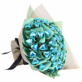 Aqua Love Fourty Chocolate Bouquet
