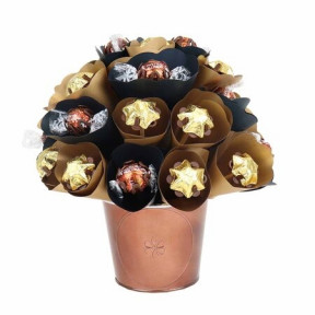 Hazelnut Heaven Chocolate Arrangement Classic