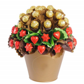 Rose Garden Large Chocolate Bouquet