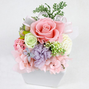 Preserved Arrange Grand Rose