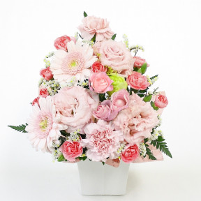Leave It To Me Arrangement ・ Cutie Pink