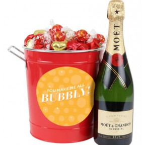 You Make Me Bubbly Moet Indulgence