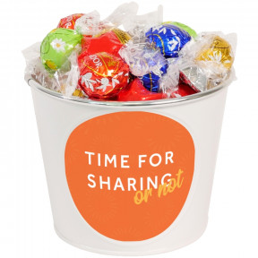 Sharing Is Caring Bucket