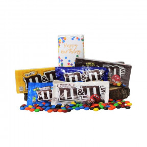Happy Birthday M&M'sCelebration Box
