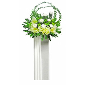 Condolence Floral Stand 27