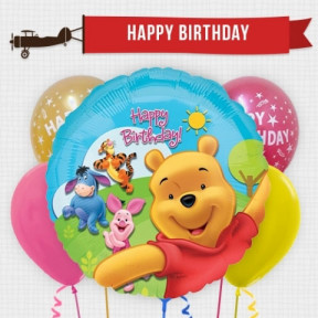 Kids Birthday Balloon 21