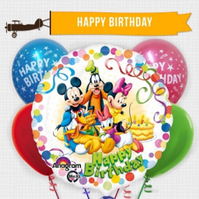 Kids Birthday Balloon 28