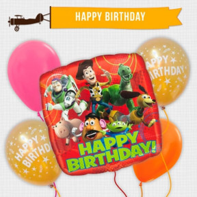 Kids Birthday Balloon 05