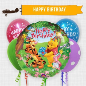 Kids Birthday Balloon 19