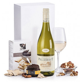 Domaine De Pellehaut White Wine & Snacks