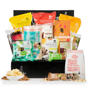 Oxfam Sweet and Savory Gift Box