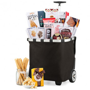 Sweet and savory snacks in Carry Cruiser