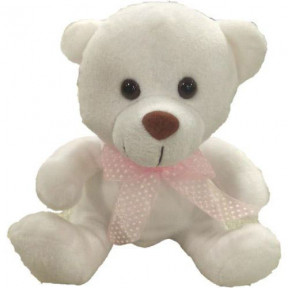 Teddy Bear With Bow 20Cm.