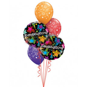 Shooting Stars Congratulations Bouquet