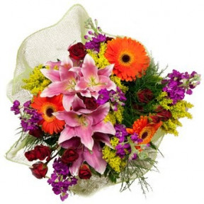 Heart Harvest Bouquet (Small)