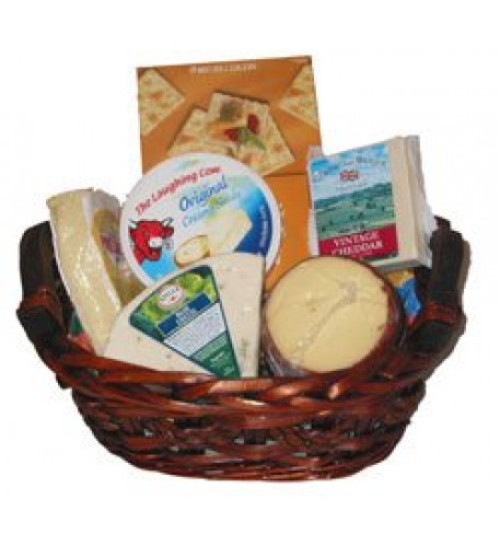 Cheese Lovers Basket (Small)