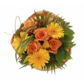 Sunshine In Bloom Bouquet (Small)