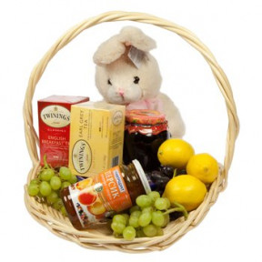 Baby Bunny Basket (Small)