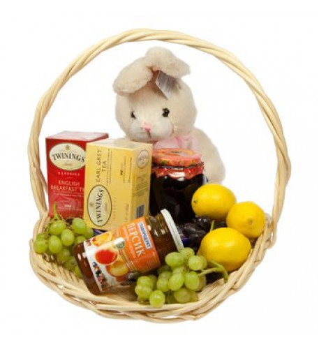 Baby Bunny Basket (Medium)