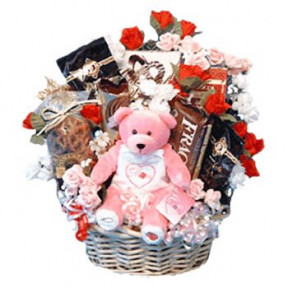 Be Mine! Basket