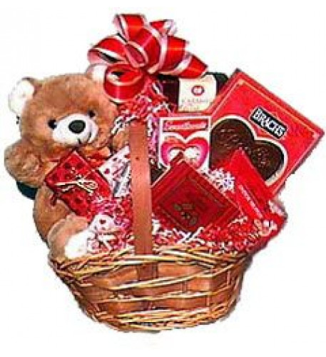 Chocolate Passion Basket (Small)