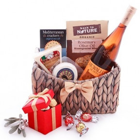 White Wine Basket (Small)