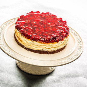 Cheesecake with Cherry (Small)