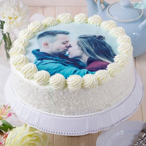Cake with your photo (Small)