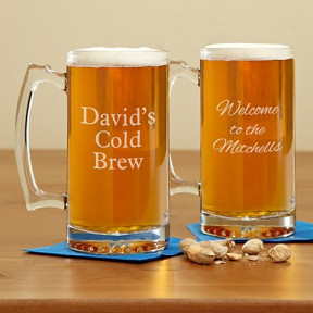 Create Your Own Oversized Beer Mug