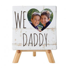 We Heart Photo Canvas