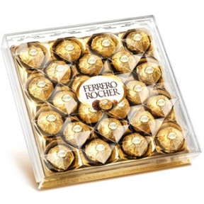 Ferrero Rocher Chocolate 300G