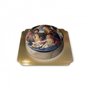 Communion Cake Madonna of the Magnificat (Small)